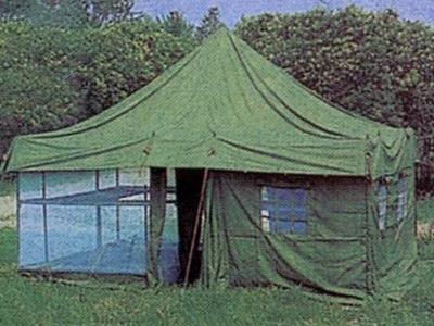 85式分解组合帐篷